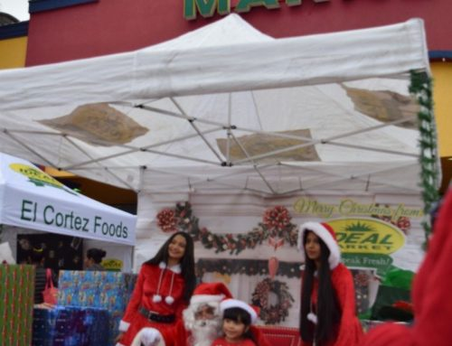 Ideal Market Christmas Toy Giveaway Day 1
