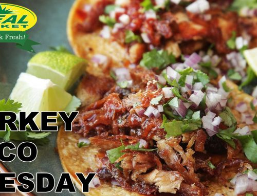 Turkey Taco Tuesday!