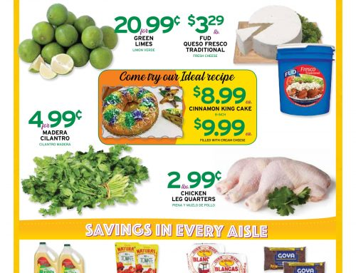 Weekly Ads from February 6th to the 12th