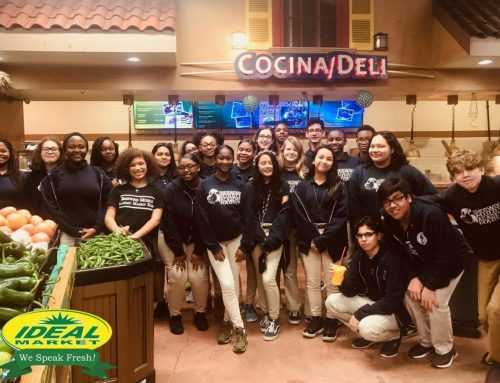 Sherwood Middle Academic Magnet School Field Trip Day 1