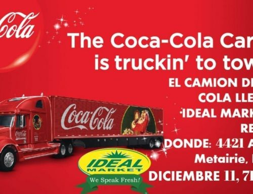 Join the Coca-Cola Caravan!