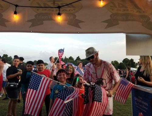 Ideal Market's Fourth of July Celebration at Uncle Sam Jam