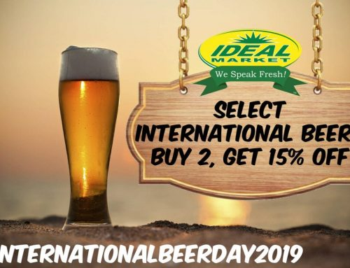 #HappyInternationalBeerDay