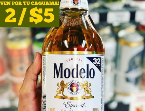 Come for your 32oz Modelo!!! #Idealmarket #GreatDeal