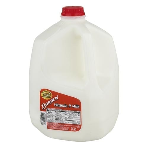Borden Whole milk (1 gal) / Leche Entera Borden