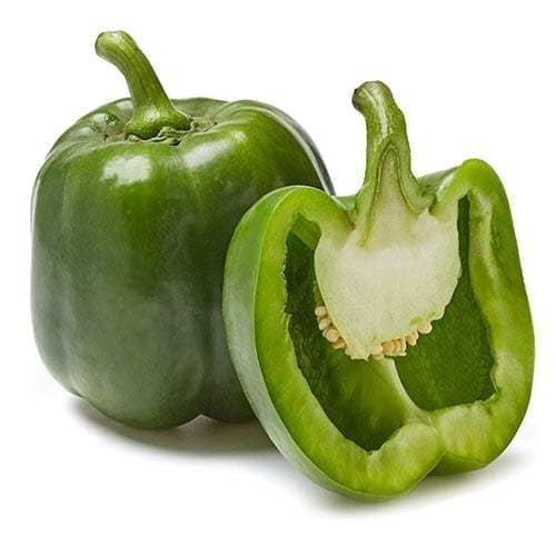 Bell peppers / Chile Dulce