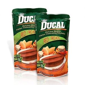 Ducal Refried Beans/ Frijoles Refritos Ducal (227g)