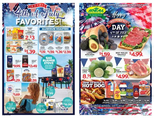 Biweekly Ads from June 23rd to July 6th