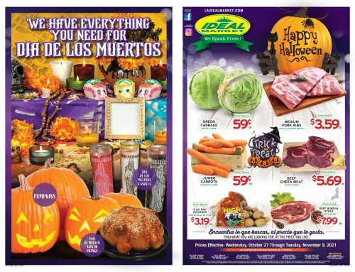 Biweekly Ads from October 27th to November 9th